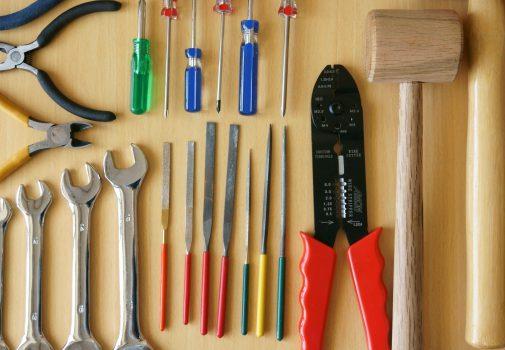あれば便利!役立つ道具をご紹介!