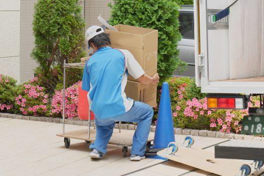 家具の運び方に要注意!安全かつ効率的に運ぶ方法